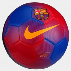 NIKE świetna piłka FC BARCELONA PRESTIGE !! rozm 5 Sport i Turystyka