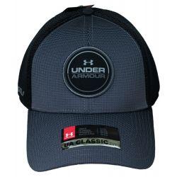 UNDER ARMOUR GOLF czapka z daszkiem L/XL Bejsbolówki