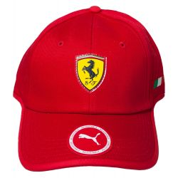 FERRARI PUMA świetna czapka z daszkiem