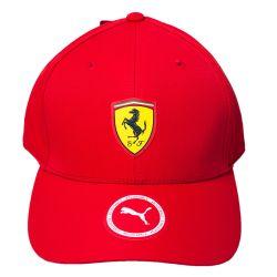 FERRARI PUMA ekskluzywna czapka z daszkiem