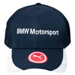BMW MOTORSPORT PUMA ekskluzywna czapka z daszkiem