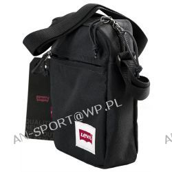 LEVIS saszetka torba torebka na ramię listonoszka Odzież, Obuwie, Dodatki