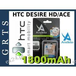 BATERIA ANDIDA HTC DESIRE HD ACE 1800 mAh LI-ION