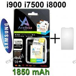 Bateria ANDIDA SAMSUNG i900, i8000, i7500+2X Folia na ekran GRATIS!