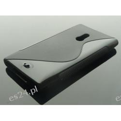 NOKIA Lumia 800 Etui S-LINE + FOLIA OCHRONNA NA EKRAN GRATIS!!!