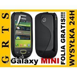 Etui S-Line SAMSUNG S5570 GALAXY MINI+FOLIA GRATIS