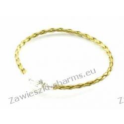 Baza modułowa rzemień złota 22 cm