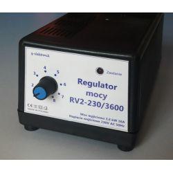 Regulator spawarki, mocy, obrotów 3600W