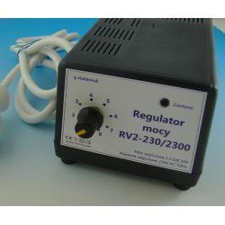 Regulator napięcia, mocy, obrotów 2300W