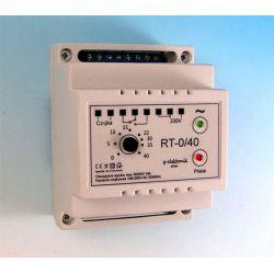 Regulator temperatury,termostat RT-0/40 na DIN