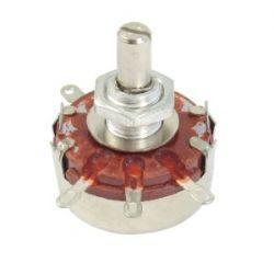 Potencjometr 470K ohm 2W WTH118 liniowy