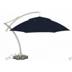Parasol Ogrodowy Ibiza 3,5 m - Navy Ciemny Parasole ogrodowe