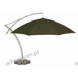 Parasol Ogrodowy Ibiza 3,5 m- Zielony Meble ogrodowe