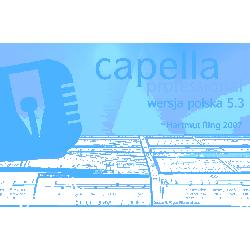 Edytor nutowy Capella Professional