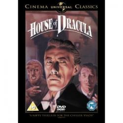 Dom Draculi / House of Dracula [DVD]