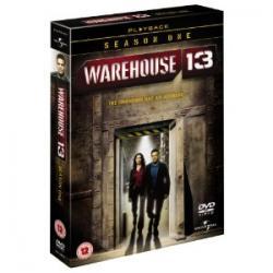 Magazyn 13 / Warehouse 13 - Sezon 1