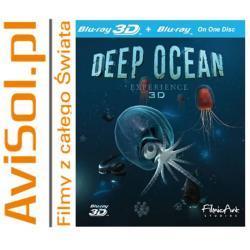 Deep Ocean Experience [Blu-ray 3D]