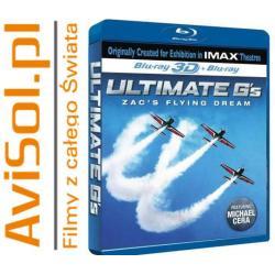 Ultimate G's 3D PODNIEBNE AKROBACJE Blu-ray 3D