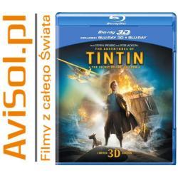 Tintin: Secret Of The Unicorn Blu-ray 3D [Blu-ray]
