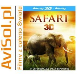 Safari 3D [Blu-Ray]