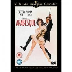 ARABESKA / ARABESQUE  [DVD]