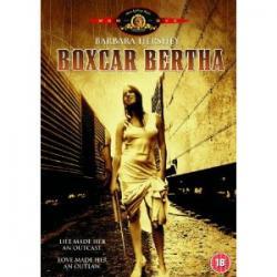 BOXCAR BERTHA  / WAGON TOWAROWY   DVD