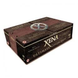 Xena  / Xena Warrior Princess  Sezon 1-6   36xDVD