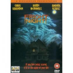 Postrach nocy / Fright Night [DVD]