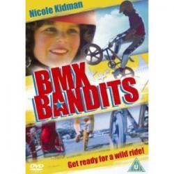 Bandyci kontra BMX / BMX Bandits [DVD]