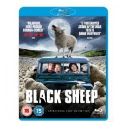 Czarna Owca / Black Sheep [Blu-ray]