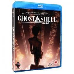 Ghost In The Shell 2.0 Redux  [Blu-ray]