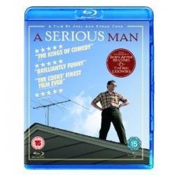 A Serious Man / Poważny Człowiek  [Blu-ray]