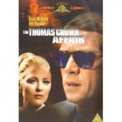 Afera Thomasa Crowna / Thomas Crown Affair [DVD]