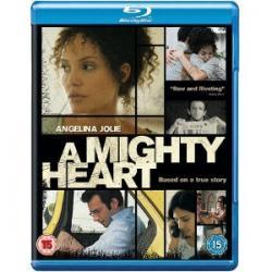 Cena odwagi / Mighty Heart, A  [Blu-ray]