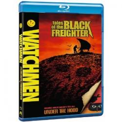 Watchmen - Tales Of The Black Freighter [Blu-ray]