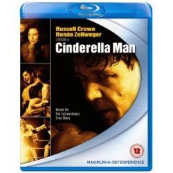 Człowiek Ringu / Cinderella Man [Blu-ray]