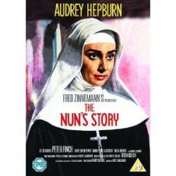 Historia zakonnicy / Nun's Story  [DVD]