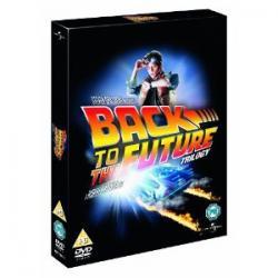 Powrót do Przyszłości Kolekcja 1-3  DVD