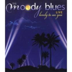 The Moody Blues - Lovely To See You [Blu-Ray]