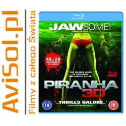 Piranha 3D / Pirania  (Blu-ray 3D)