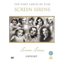 Syreny Kina / Screen Sirens  8 x DVD