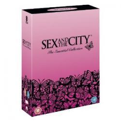 SEX AND THE CITY/  SEKS W WIELKIM MIEŚCIE  Sez 1-6