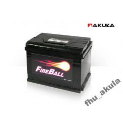 Akumulator WESTA FireBall 60AH 480A 60 AH - W-wa