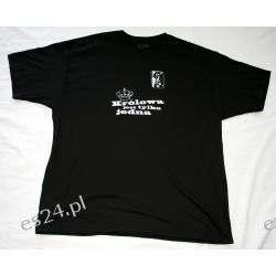 "koszulka ""Królowa"" czarna"