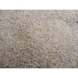 Piasek kwarcowy  0,8-1.2mm Podłoża, tła i ozdoby