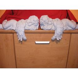Para dużych śpiących aniołów Odzież