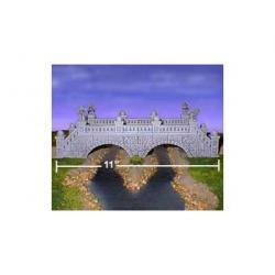 Traveler's Bridge-220 cegiełek Naręczne