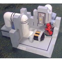 Stacja pomp-NOWOŚĆ Akcesoria i makiety