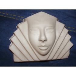 Maska 11 cmx14 cm Figurki i rzeźby