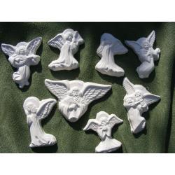Aniołki,anioły,za 90 groszy Figurki